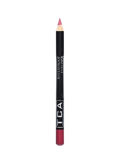 Tca Studio Make Up Waterproof Lipliner - Maroon Renkli